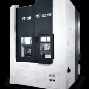 Вертикальный токарный станок с ЧПУ